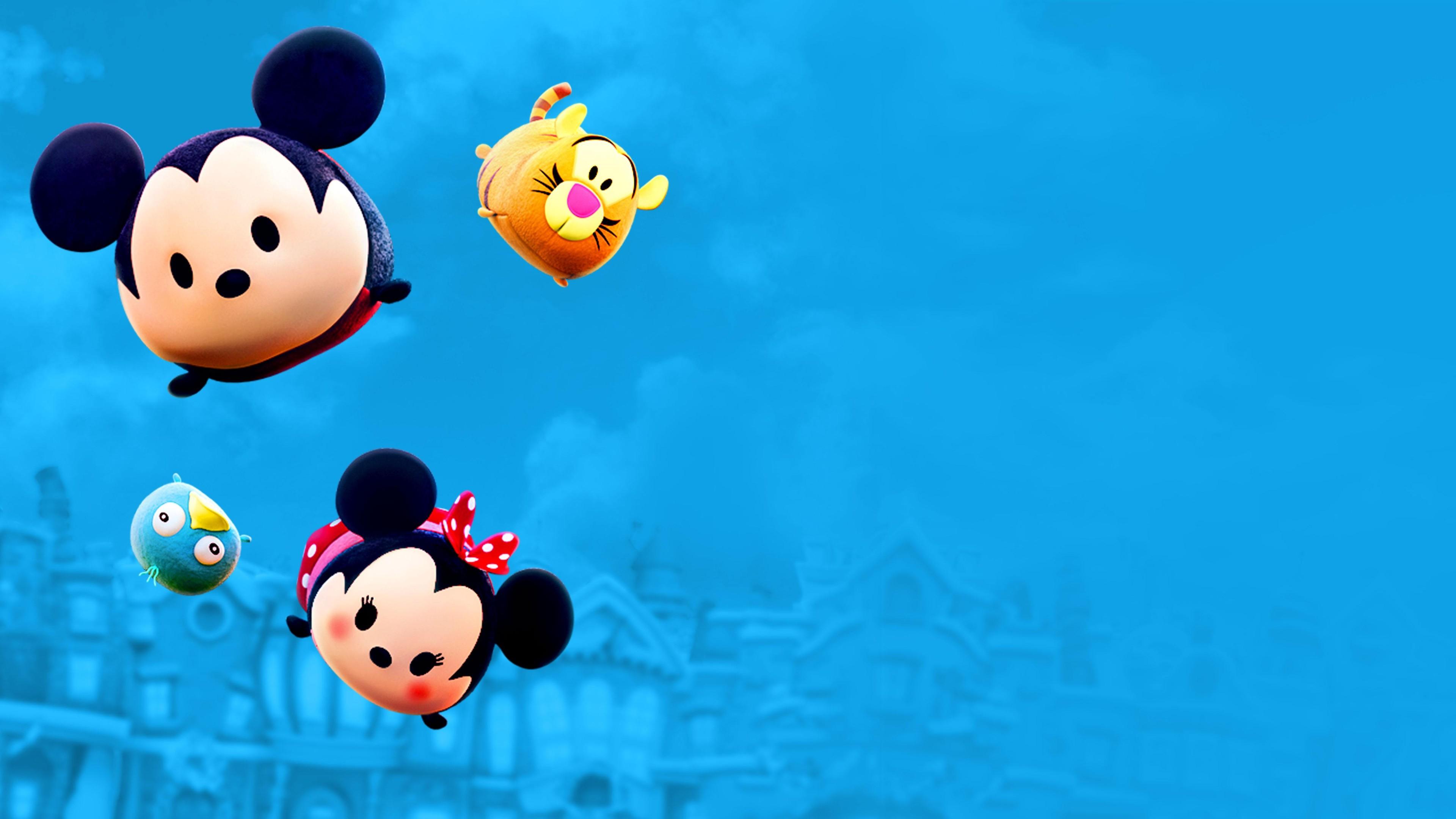 Watch Tsum Tsum shorts TV Show | Disney