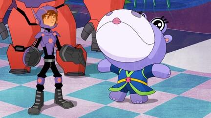 Watch Big Hero 6 The Series Tv Show Disney Xd On Disneynow