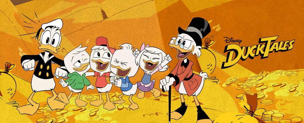 Watch DuckTales TV Show
