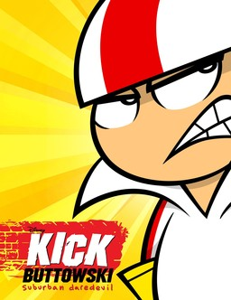 Disney Xd Games Kick Buttowski