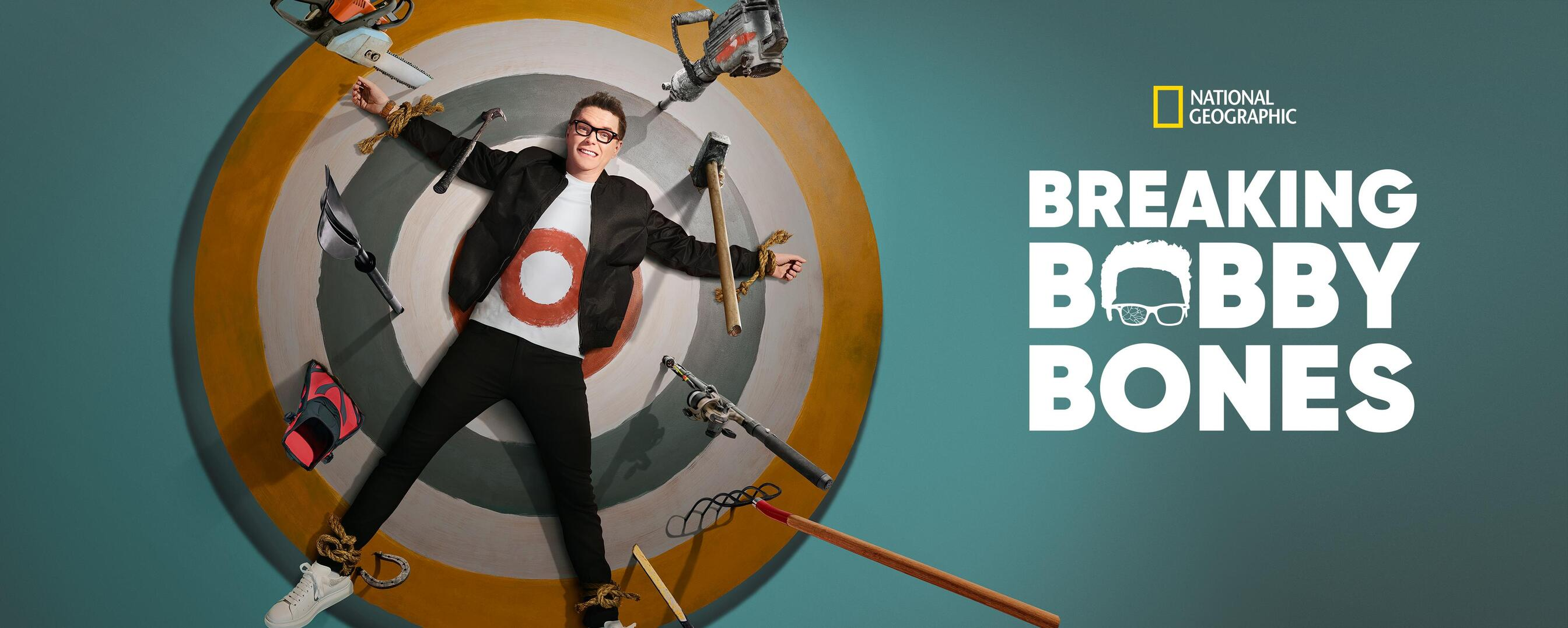 Breaking Bobby Bones series on National Geographic Channel