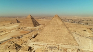 Legend of the Pyramid Kings