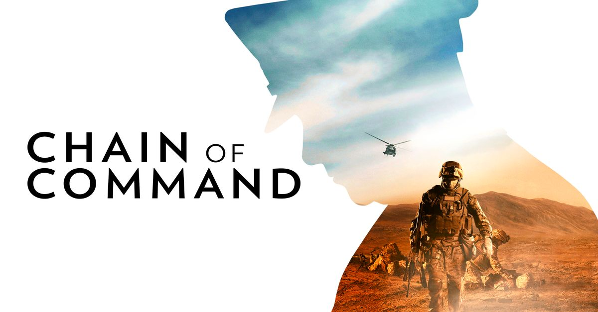 Watch Chain of Command TV Show - Streaming Online | Nat Geo TV