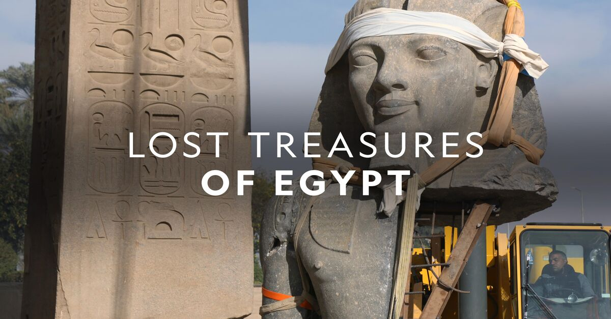 Lost Treasures Of Egypt Full Episodes Watch Online
