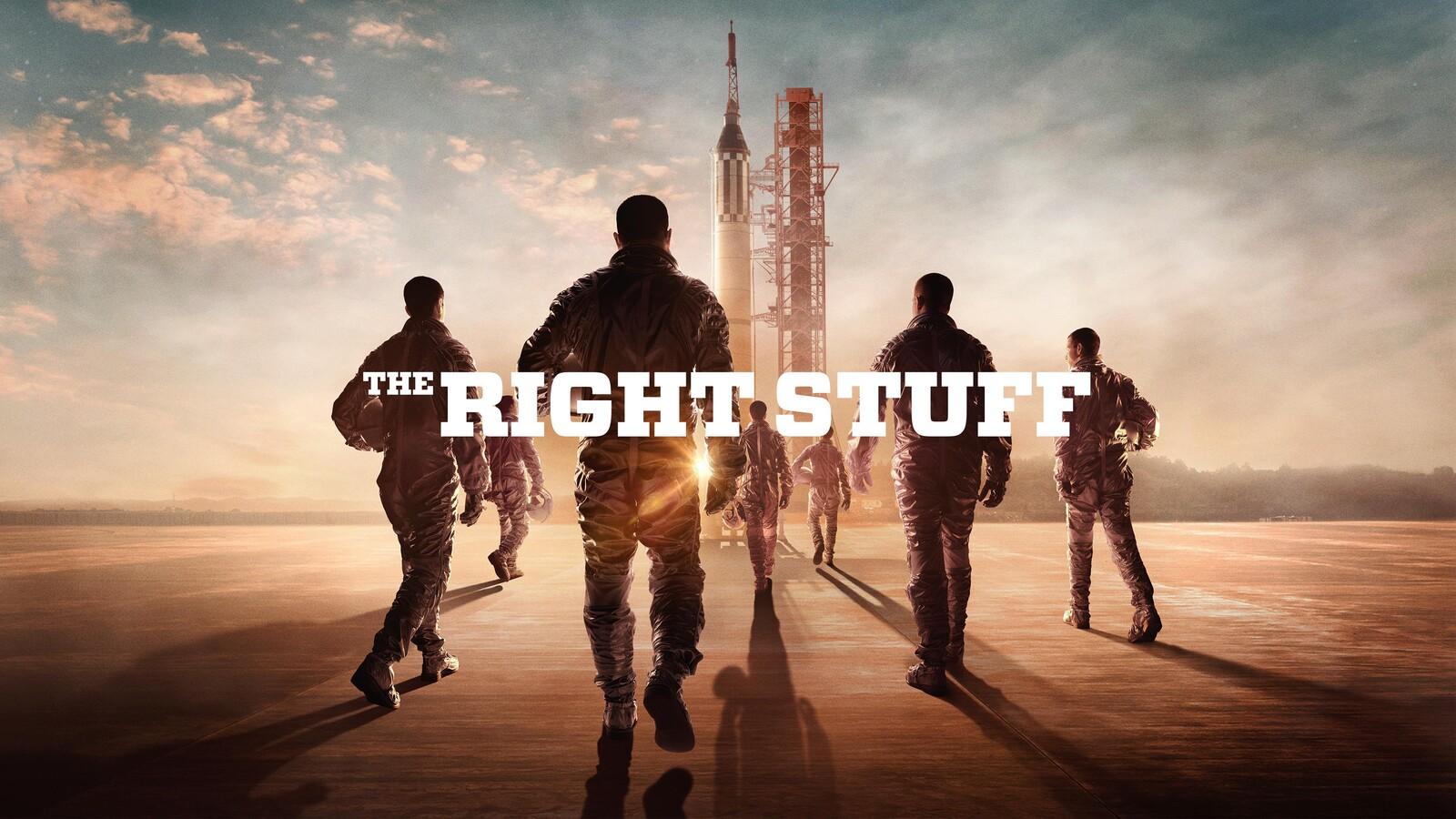 The Right Stuff (1983) – Adventure, Biography, Drama